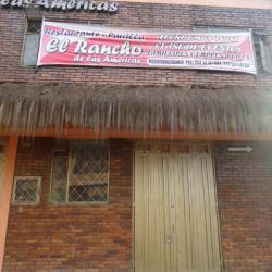 Restaurante Parrilla El Rancho De Las Américas en Bogotá