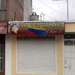Tienda Típicos Colombianos Eliseo 7 en Bogotá
