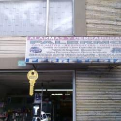 Alarmas y Cerraduras Palermo en Bogotá