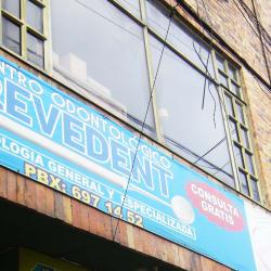 Centro Odontológico Prevedent en Bogotá