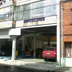 Servitalleres Ltda en Bogotá