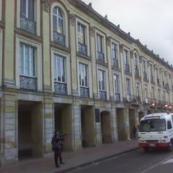 Palacio Liévano en Bogotá