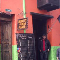 Nefertiti Comida Árabe en Bogotá