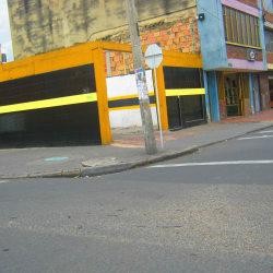 Parqueadero Calle 16C con 24A en Bogotá