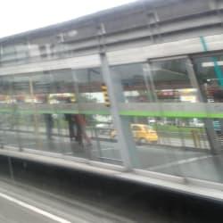Estación Calle 127 en Bogotá