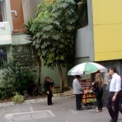 Minutos Carrera 11 con Calle 82 en Bogotá