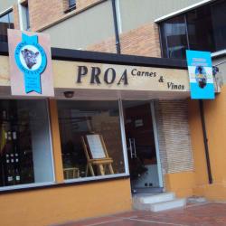 Proa Carnes & Vinos en Bogotá