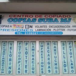 Centro de Copiado Copias Suba MJ en Bogotá