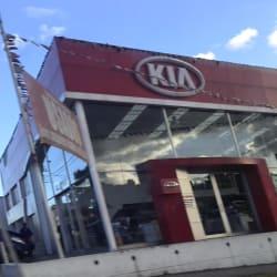 Kia Motors Carrera 71B con Calle 126 en Bogotá