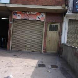 Indisang Equipos Para Construcción en Bogotá
