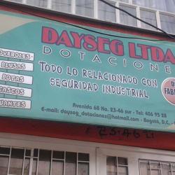 Dayseg Ltda  en Bogotá