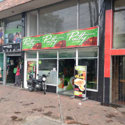 Frutería Patty Galerías en Bogotá