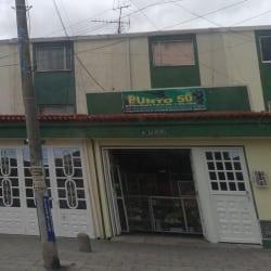 Punto 50 Diagonal 39A  en Bogotá