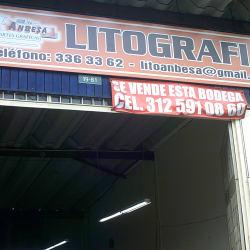 Litografía Anbesa en Bogotá