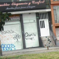 Muebles Elegancia y Confort en Bogotá