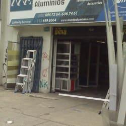 Mundial de Aluminios Calle 68  en Bogotá