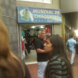 Mundial de Chaquetas en Bogotá