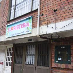 Floristería Carrera 102A con 134 en Bogotá