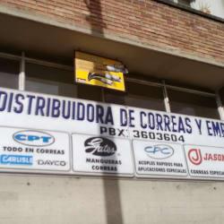 Discorreas Mangueras y Escapes en Bogotá