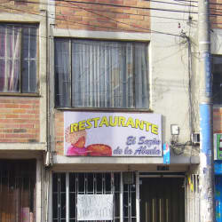 Restaurante El Sazón De La Abuela en Bogotá