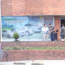 Colombiana Rent a Car en Bogotá
