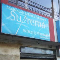 Academia de Belleza y Peluquería Suprema en Bogotá