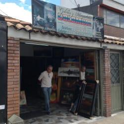 Galería y Marqueteía Colombia en Bogotá