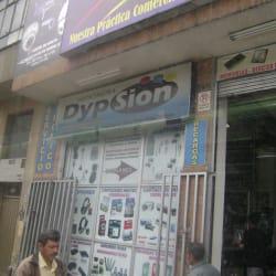 Dypsion en Bogotá