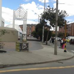 Parroquia San Sebastian Ciudad Tunal en Bogotá