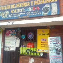Relojería y Joyería Colombia  en Bogotá