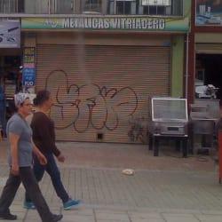 Metálicas Vitriacero en Bogotá