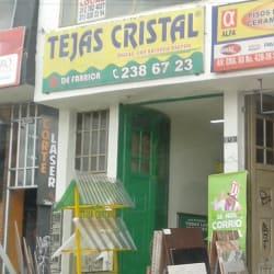 Tejas Cristal Carrera 68 con 42B en Bogotá