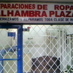 Reparaciones de Ropa Alhambra Plaza en Bogotá