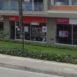 Claro Punto 72  en Bogotá