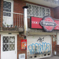 D'pizzeta en Bogotá