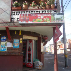 Fruticarnes HR en Bogotá