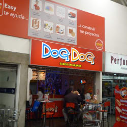 Dog Dog Éxito Américas en Bogotá