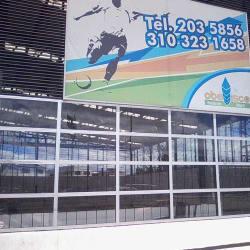 Fútbol 5 Obelisco en Bogotá