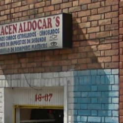 Almacén Aldocar's en Bogotá