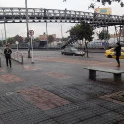 Estación Avenida Cali en Bogotá