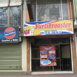 Surtidora Broaster La 24  en Bogotá