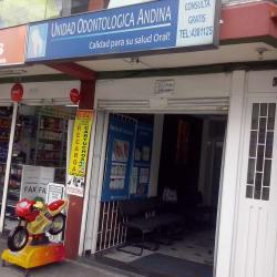 Unidad Odontológica Andina en Bogotá