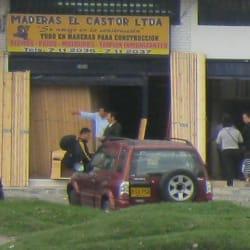Maderas el Castor en Bogotá