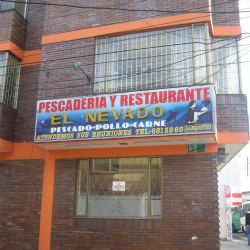 Pescadería y Restaurante El Nevado en Bogotá