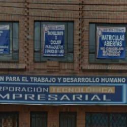 Corporación Tecnológica Empresarial 1 de Mayo en Bogotá