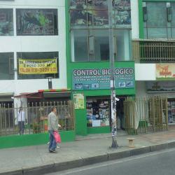 Control Biológico Integrado en Bogotá