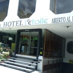 Hotel L'Etoile en Bogotá
