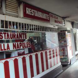 Restaurante Bella Nápoles en Bogotá