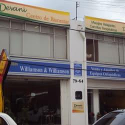 Ortopédicos Williamson & Williamson en Bogotá