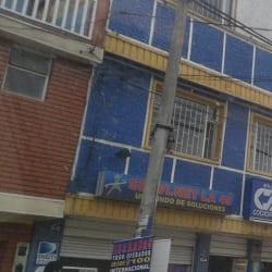 Servi.net La 40 en Bogotá